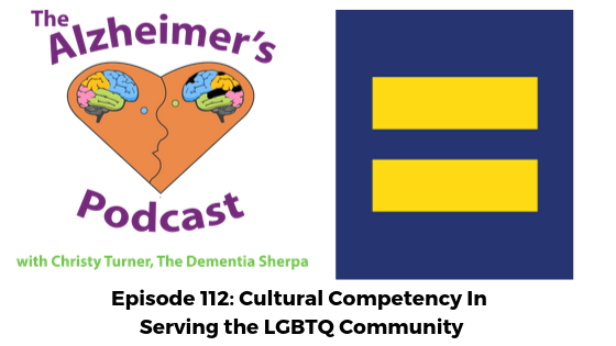#112 Cultural Competency in Serving the LGBTQ Community