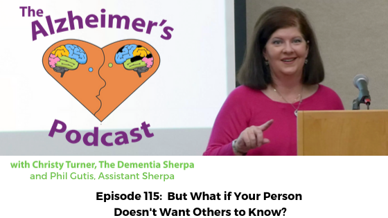 #115: But What if Your Person Doesn't Want Others to Know?